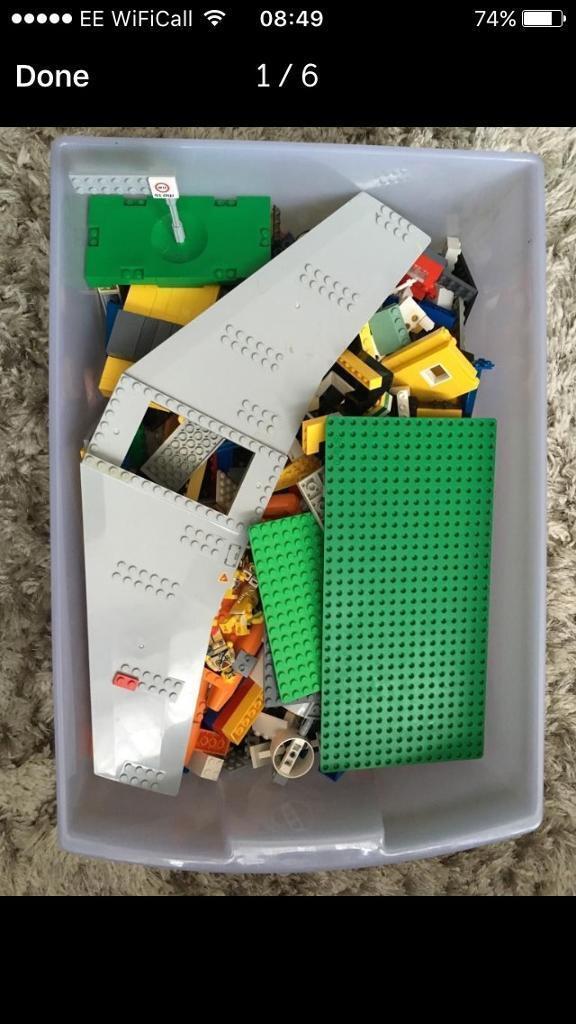 Lego Mixed Collection Box