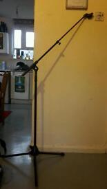 Mic stand. Studiospares. £23 ono. Collection or nearby delivery