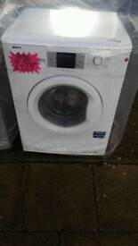 BEKO 7KG 1600 SPIN WASHING MACHINE IN WHITE