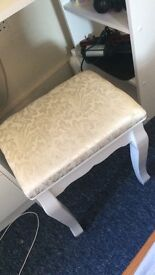 Perfect condition dressing table stool beautiful stool