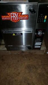 Used Perfect Fry - Ventless Electric Deep Fryers For Sale