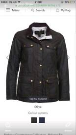 Genuine Barbour lady's Jackets