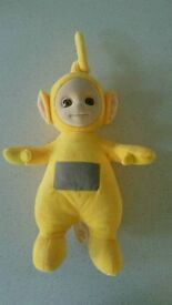 2 Teletubbies soft toys