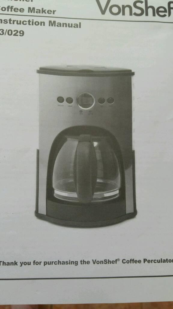 Coffee Maker In Llandudno Conwy Gumtree
