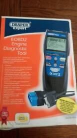 Draper expert EOBD2 engine diagnastic tool