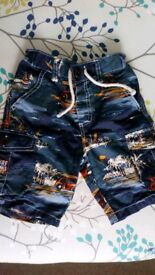 Next boys swim shorts - new