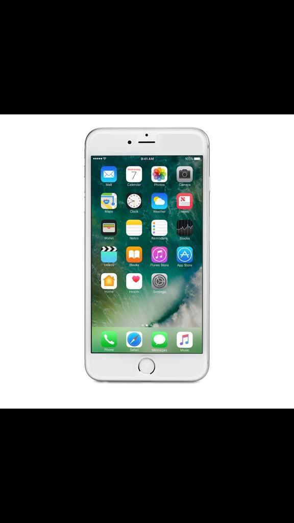 iPhone 6 Plus 16gb only 4 months old.