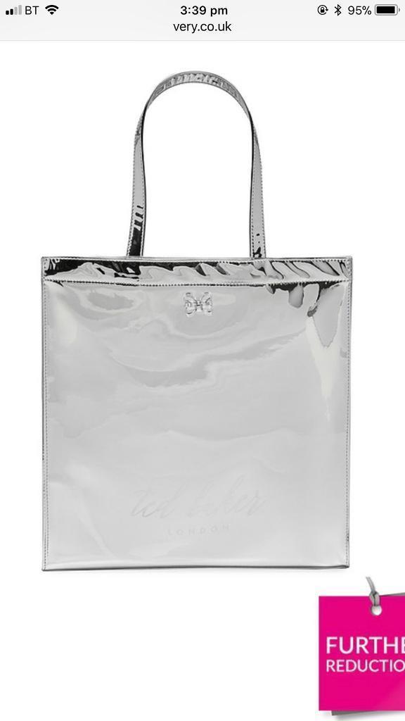 Large tedbaker shopper bag