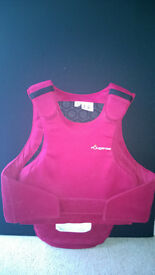 Body Protector for Horse Riding Chest Size 30 - 34