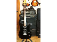 Godin Freeway Stratocaster style Canadian/USA made 2005 Seymour Duncan pickups (originals included)