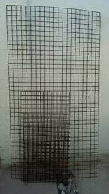 2inch square steel mesh sheets