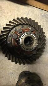 Fordson major diff And Pinion