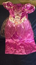 2 Disney princess dresses