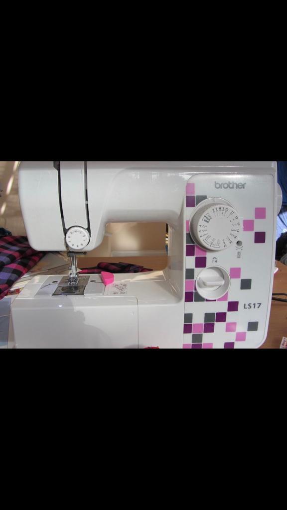 Brother LS40 Sewing Machine In Sea Mills Bristol Gumtree New Brother Ls17 Sewing Machine Reviews
