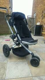 Quinny Buzz pushchair full set