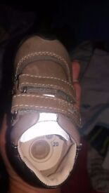 Chicco shoes, new, size 20 (4UK)