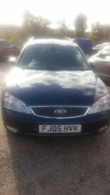 Ford mondeo good condition runs well