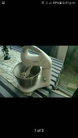 Breville hand and stand mixer