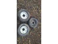 X3 IFOR WILLIAMS TYRES