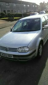 vw golf mot and tax