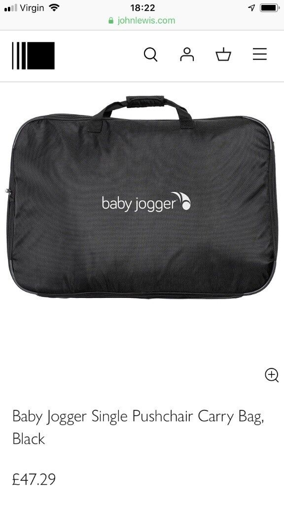 City Mini Gt Carry Bag For Buggy In Motherwell North Lanarkshire Gumtree