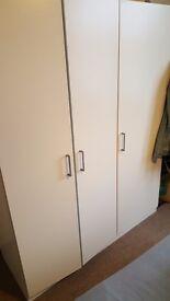 Wardrobe 3 doors Ikea