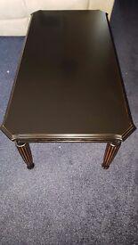 Lovely italian hand made coffee table