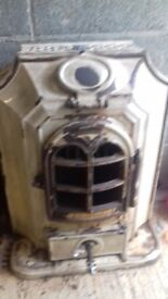 Very old stove fire OFFERS PLEASE