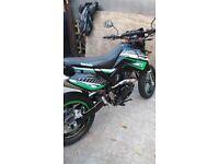 125cc lexmoto supermoto