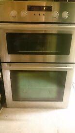 John Lewis Double oven