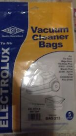 Genuine Part Electrolux Cleaner Bags