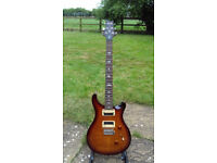 PRS SE 24 with Bird Inlays & Nice Flame Top EXCELLENT – Can Post