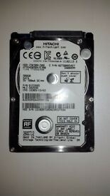 Hitachi Sata Internal 500GB HDD Hard Disk