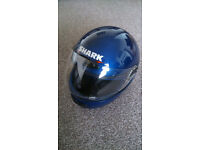 Motorcycle Helmet - Shark S600 Fusion - Size 56, Type A