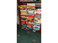 Job Lots Office Clearance ideal for car boot sale £35 for all , 100 Various technical Books
