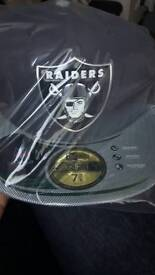 BRAND NEW Oakland Raiders NFL Cap