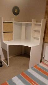 Computer corner unit