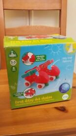 Age 3-5 ELC roller skates *NEW in box
