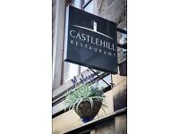 Restaurant Supervisor / head waiter waitress castlehill restaurant Dundee