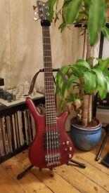 Warwick RB Corvette $$ 5-string Bass - £430