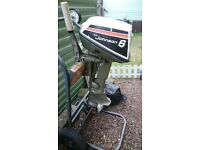 johnson 6hp outboard