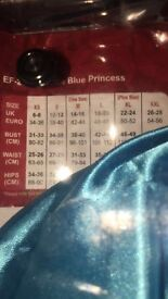 Ice blue / Elsa princess costume