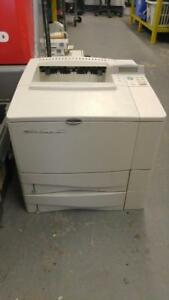 HP LaserJet 4000tn Monochrome Laser Printer