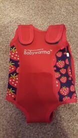 Babywarma baby swim suit