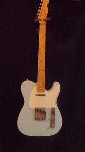 guitare electique (re-issue de la 1953 telecaster)(p017544)