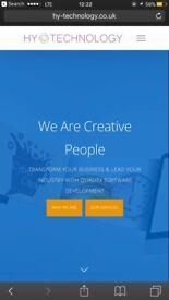 Cheap Web Design £99 (3 pages) |Hosting & Free Domain|Cheap Logo Design|E-Commerce starts 350