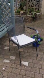 John Lewis Henley garden chair.