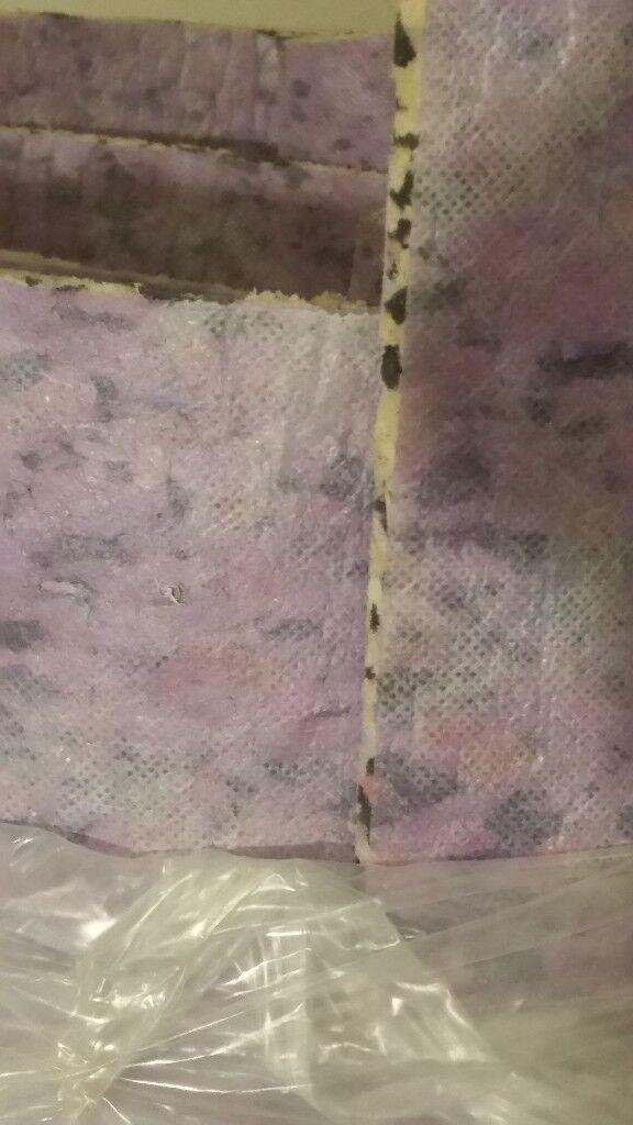 Carpet Underlay, approx 6M - new