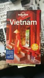 Vietnam lonely planet guide