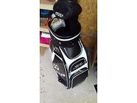 Tour golf bag